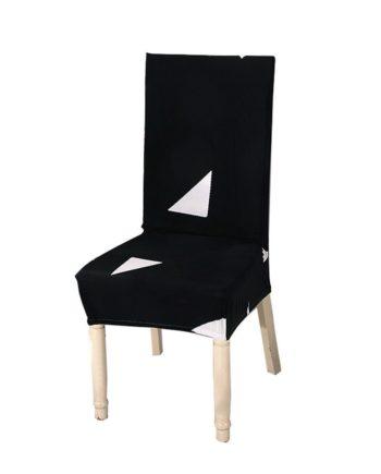 1Pcs Elastische Muster Chinesische Esszimmer Stuhl Abdeckung Sofa Tasche Stuhl Möbel Set Stuhl Abd