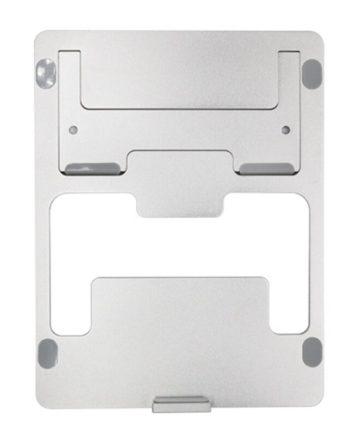 Aluminium Legierung Laptop Stand Notebook Unterstützung Faltbare Computer Rack Kühlung Büro Desktop
