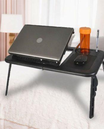Computertisch Laptoptisch Laptopständer Notebooktisch PC Betttisch Best