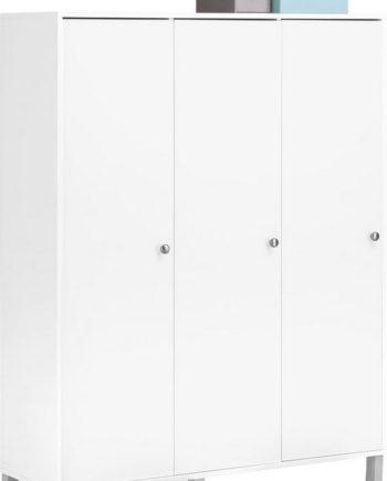 Aktenschrank, FSC®-zertifiziert, weiß