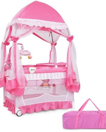 COSTWAY Kinderbett