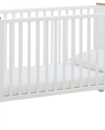 Babybett , weiß
