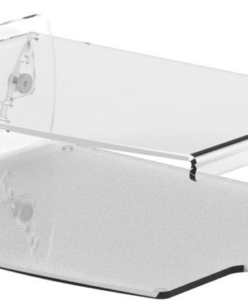 Fellowes Monitorständer Clarity Series, höhenverstellbar