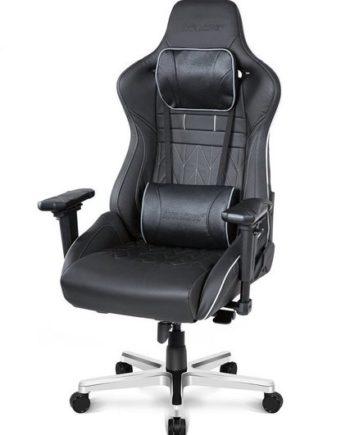 AKRacing Gaming Stuhl AKRACING Master Pro Deluxe schwarz